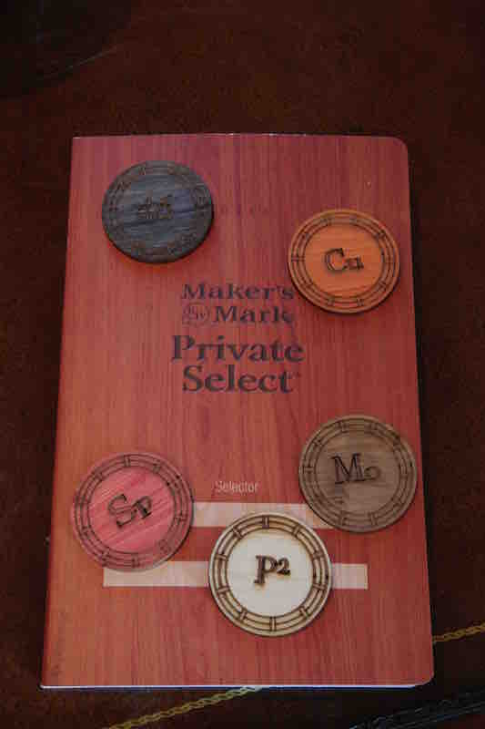 Makers Mark Private Barrel Selection - 3