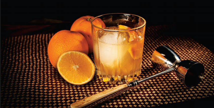 The Orchard Old Fashioned